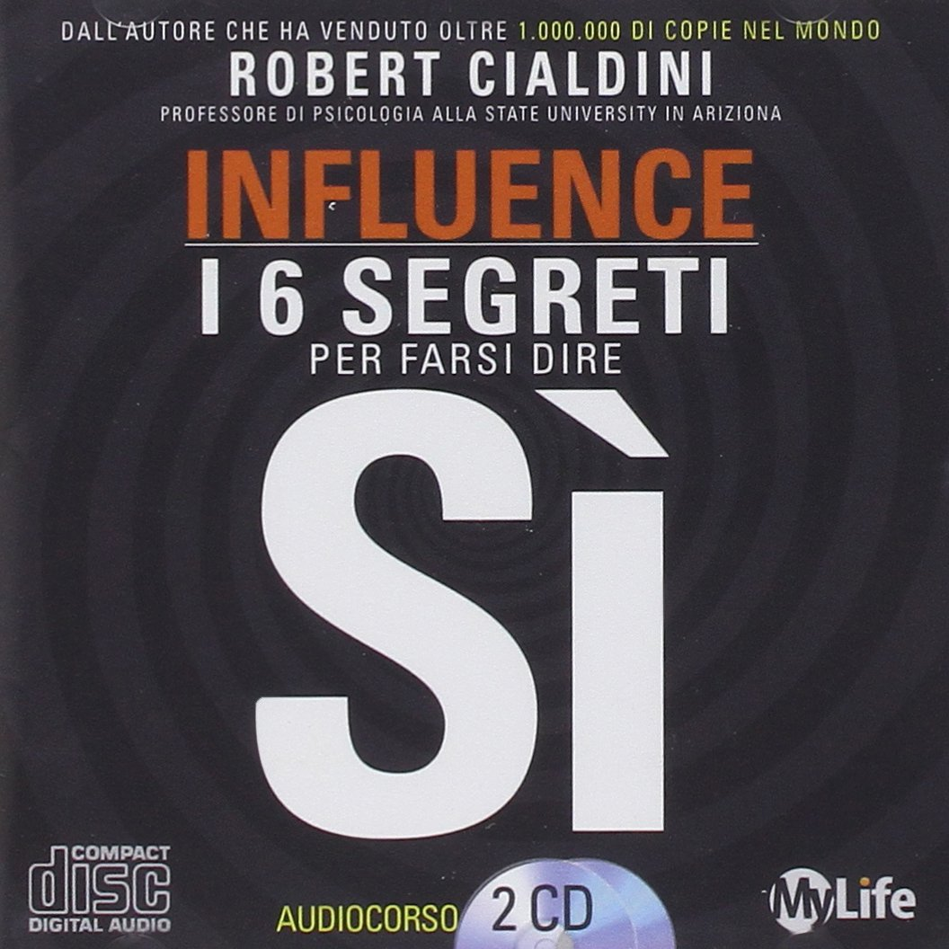 influence robert cialdini
