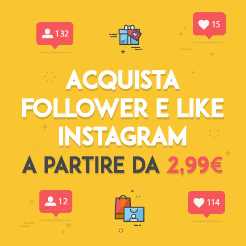 comprare follower su bcube agency