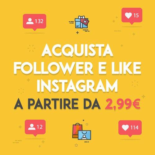 comprare follower su bcube agency