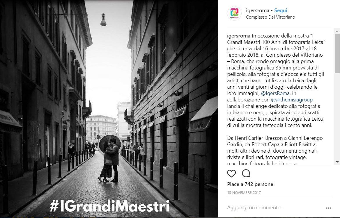 organizzare un contest su instagram