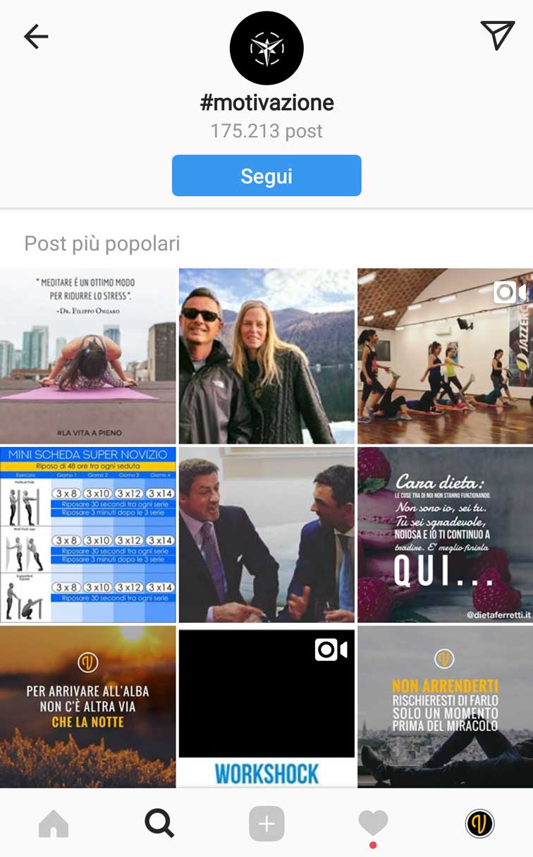 come ottenere follower su instagram