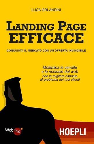 libri web marketing landing page