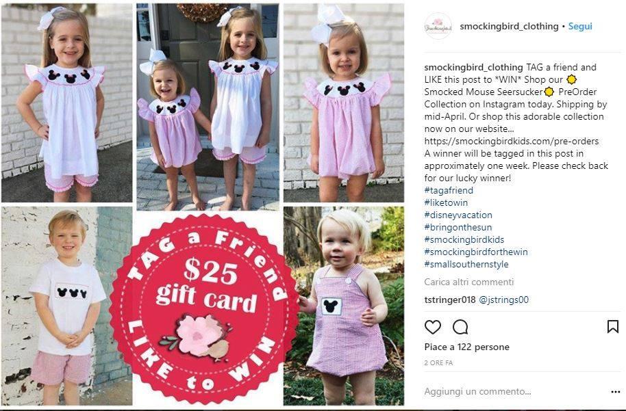 contest instagram 2018