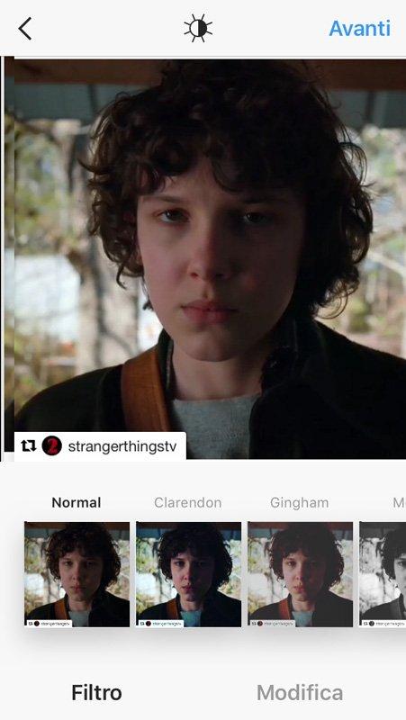 repost story instagram