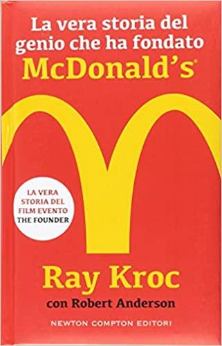 libri autobiografici ray kroc
