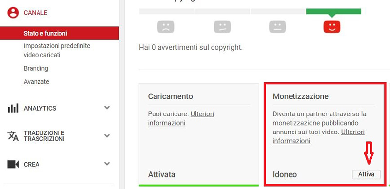programma partner youtube