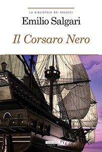 romanzi d'avventura il corsaro nero