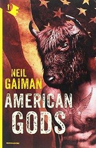 romanzi fantasy american gods