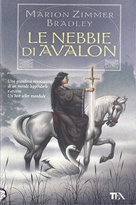 romanzi fantasy le nebbie di avalon