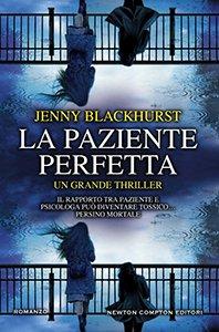 romanzi thriller la paziente perfetta