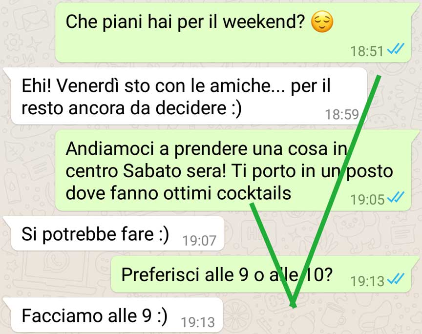 esilaranti storie di hook up