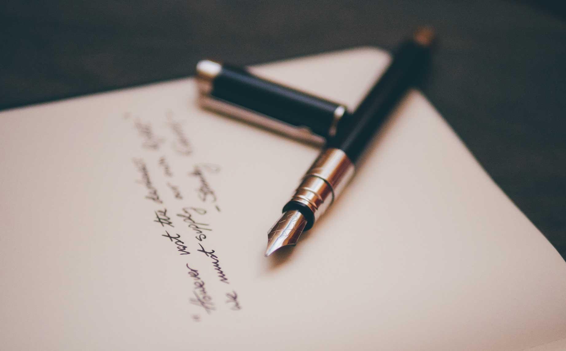 lettera per riconquistare una ex ragazza