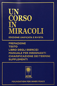 libri spiritualità un corso in miracoli