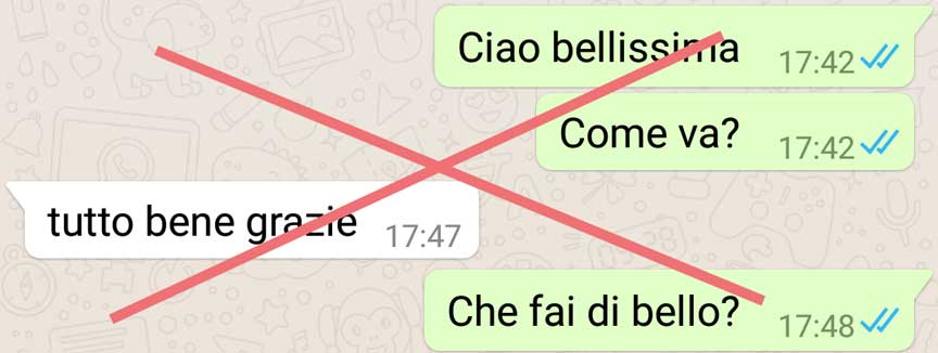 Come Chattare Con Una Ragazza Su Facebook Instagram E Whatsapp