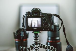 fotocamera per fare video su youtube