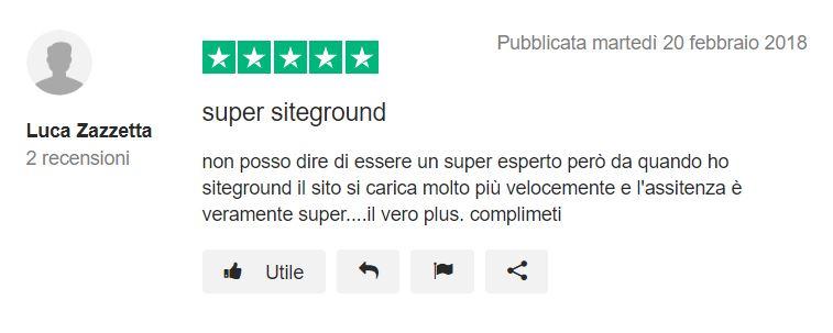 recensione siteground 1