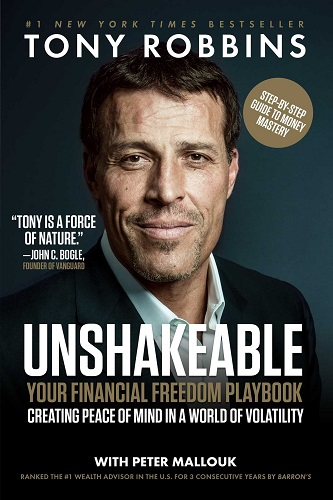 anthony robbins unshakeable