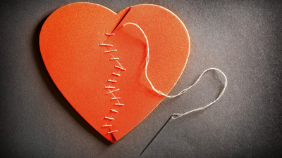 smettere di soffrire per amore