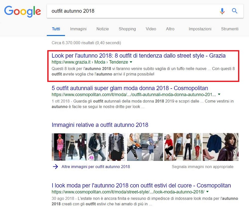 come diventare fashion blogger google