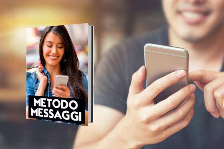 metodo messaggi seduzione attrazione ebook