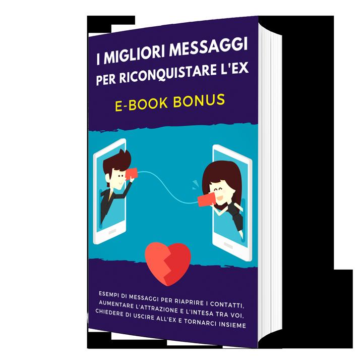 messaggi per riconquistare l'ex