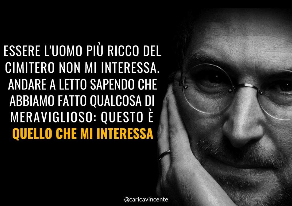 Frasi Steve Jobs In Italiano Sulla Vita E Sul Lavoro Top 30