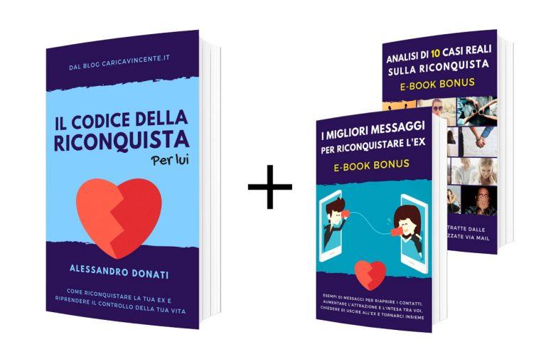 libri per riconquistare ex