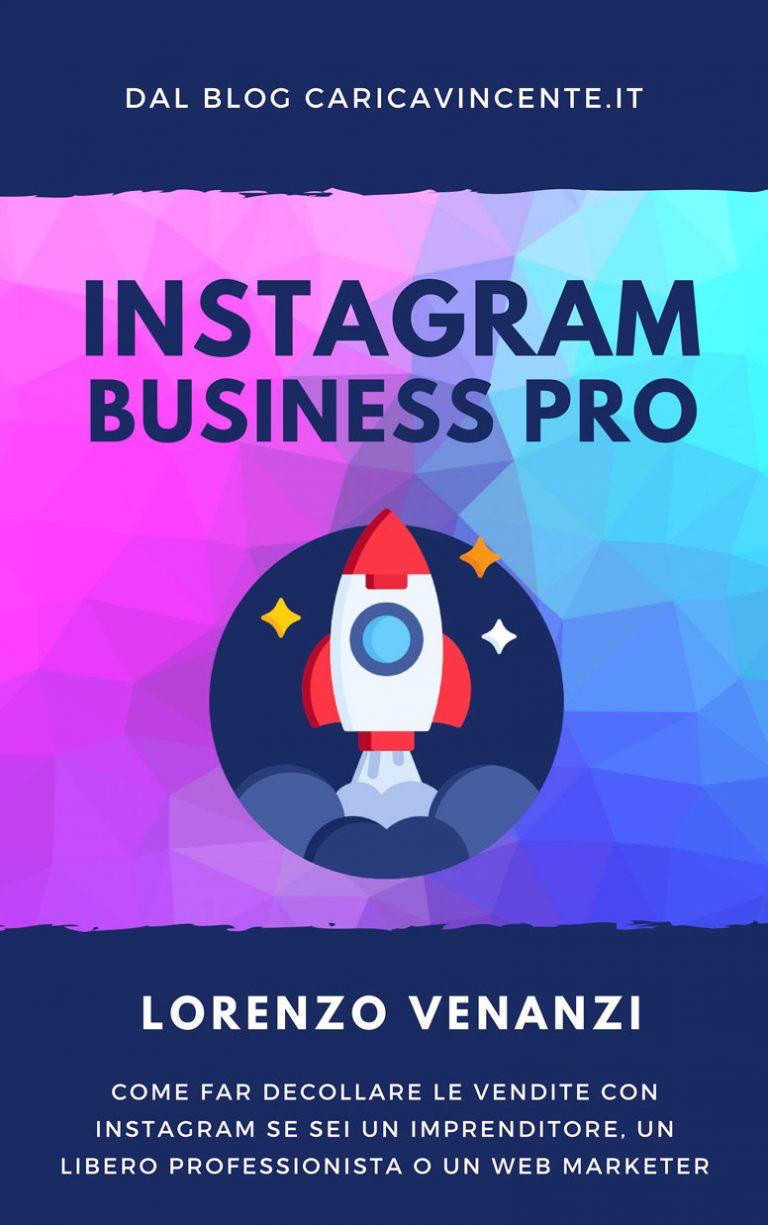 instagram business pro libro