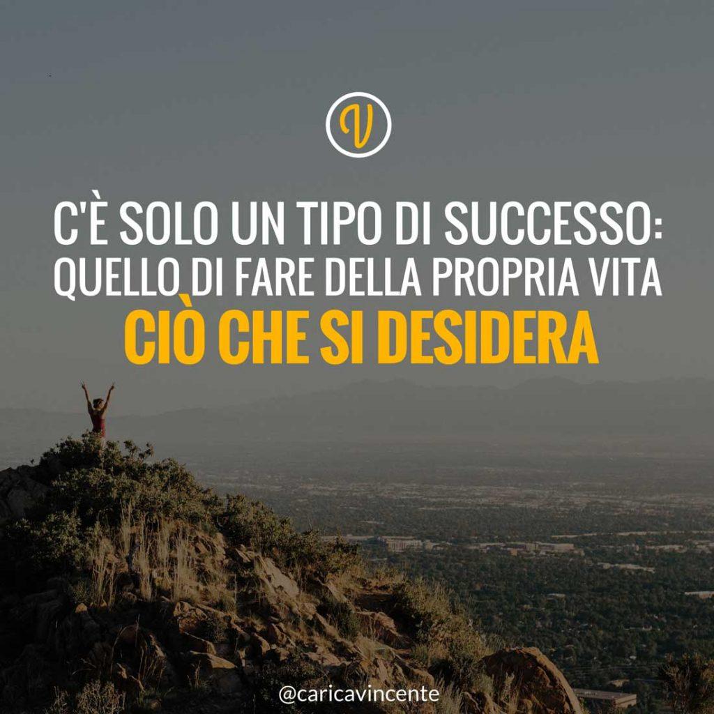 aforismi sul successo