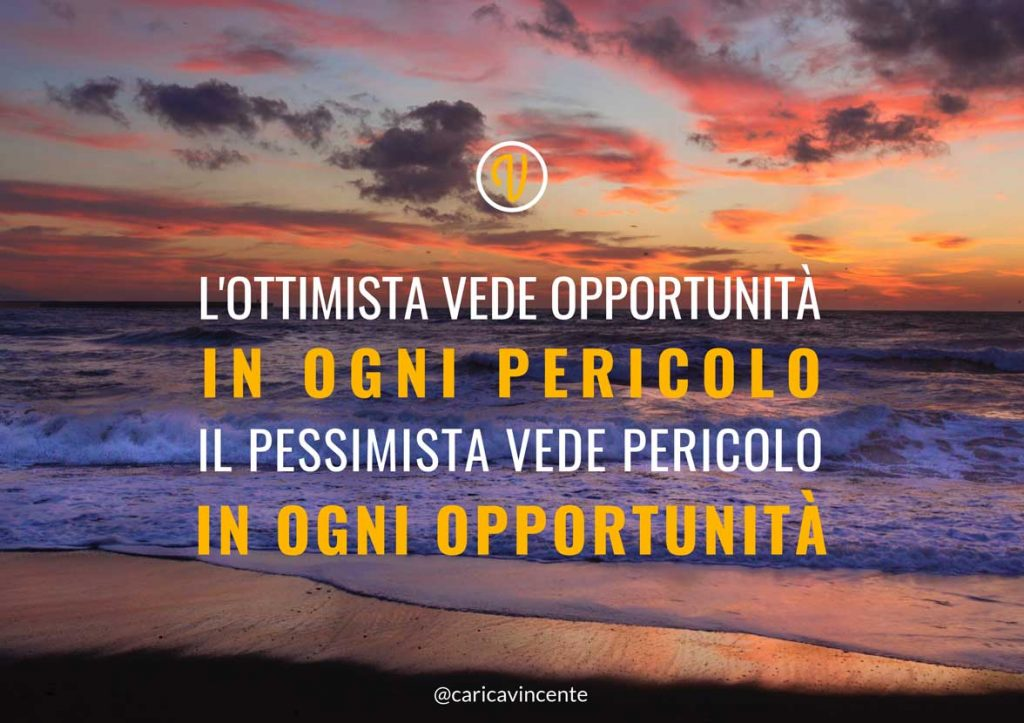 frase ottimismo