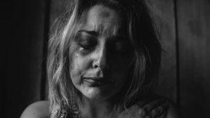 piangere senza motivo