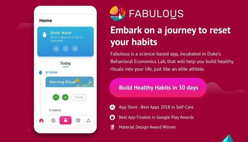 app motivazionali abitudini