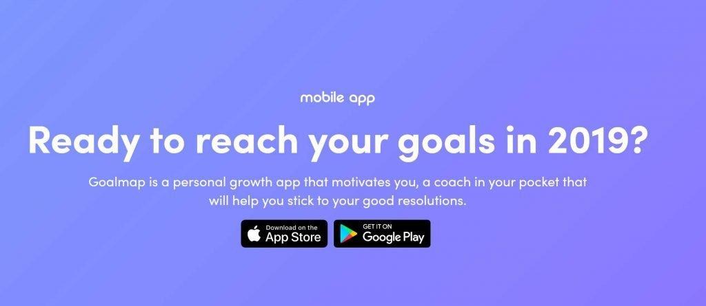 app per raggiungere obiettivi