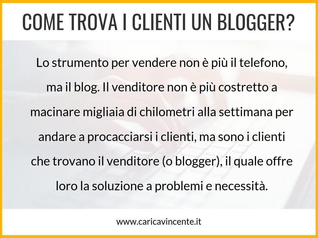 come guadagna un blog
