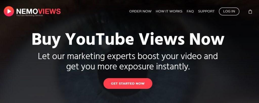 dove comprare visualizzazioni youtube nemo views