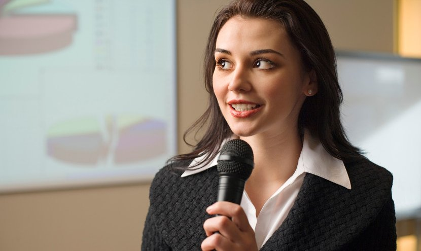 public speaking tecniche
