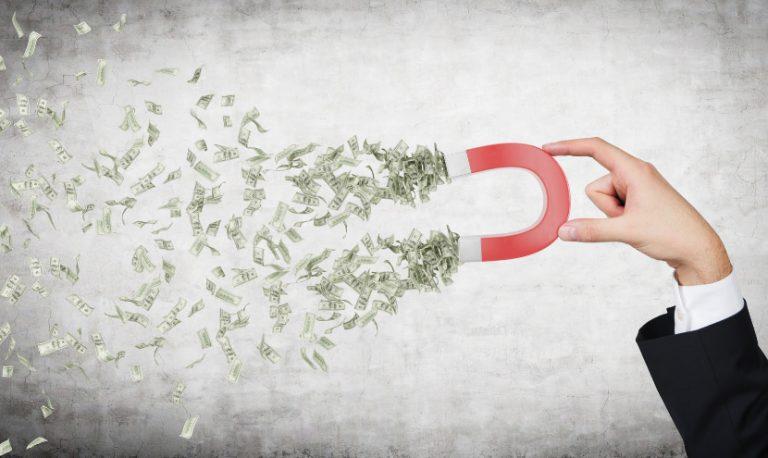 legge di attrazione soldi