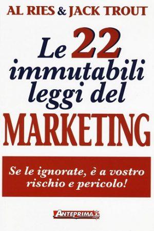 libri marketing le 22 leggi immutabili