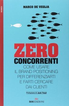 libri marketing zero concorrenti