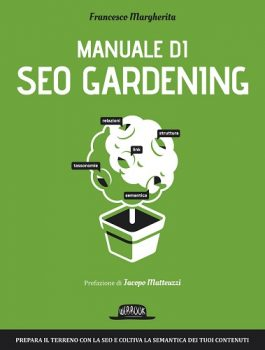 libri web marketing seo gardening